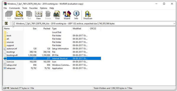 How to Edit ISO Image File on Windows for Free