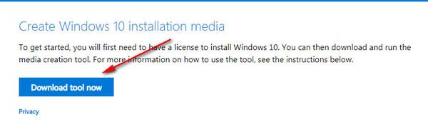 Windows Media Creation Tool Download | Create Windows